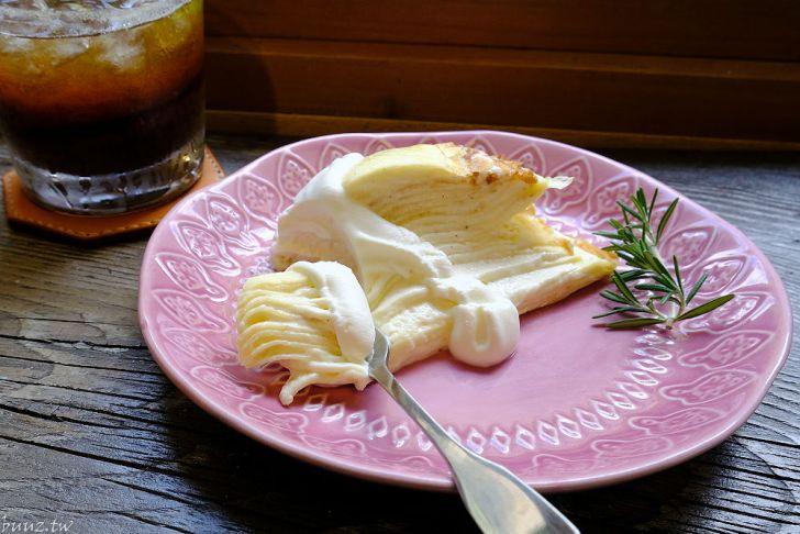 20210429195209 83 - 巷弄轉角的小巧咖啡甜點店,榮華街咖啡,迷人千層蛋糕配西西里檸檬咖啡