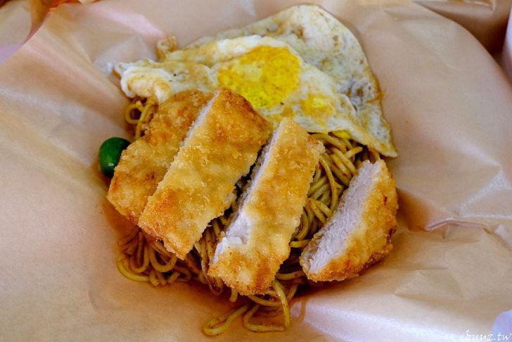 20210430224236 9 - 柳川旁馬來西亞風味料理,老王去野餐,騎樓下的南洋小吃,三八醬炒麵香辣入味