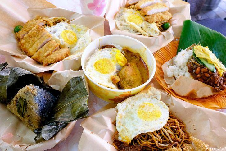 20210430224603 16 - 柳川旁馬來西亞風味料理,老王去野餐,騎樓下的南洋小吃,三八醬炒麵香辣入味