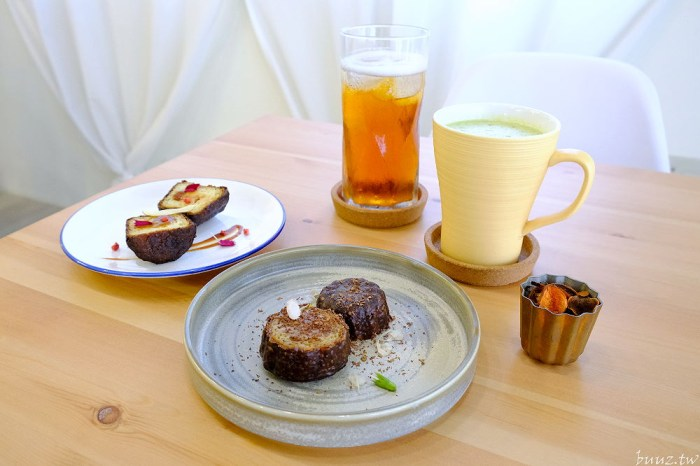 <台中甜點> CANELé du QUAI 烙角可麗露廚房,可麗露搭配味噌、拿鐵抹醬,茶香鹹甜交織的新火花!
