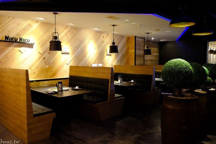 20210929185751 92 - 黑色風格燒肉店,Nikuniku 肉肉燒肉,豪華套餐品嚐極上牛小排、翼板牛小排