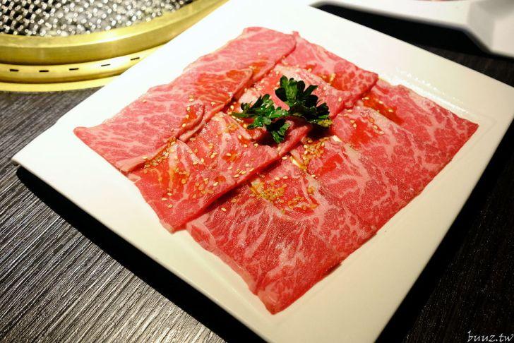 20210929185954 6 - 黑色風格燒肉店,Nikuniku 肉肉燒肉,豪華套餐品嚐極上牛小排、翼板牛小排