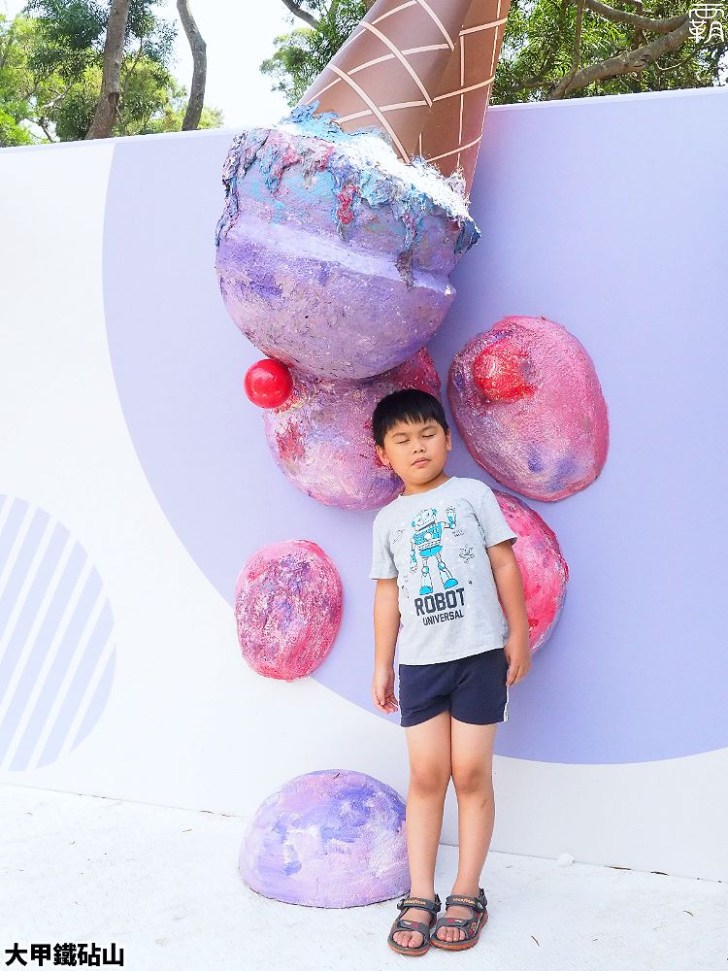 P8290974 01 - 熱血採訪 | 台中最新景點!巨大冰淇淋牆,超Q互動模型屋,大口吃芋頭冰淇淋,打卡上傳抽好禮