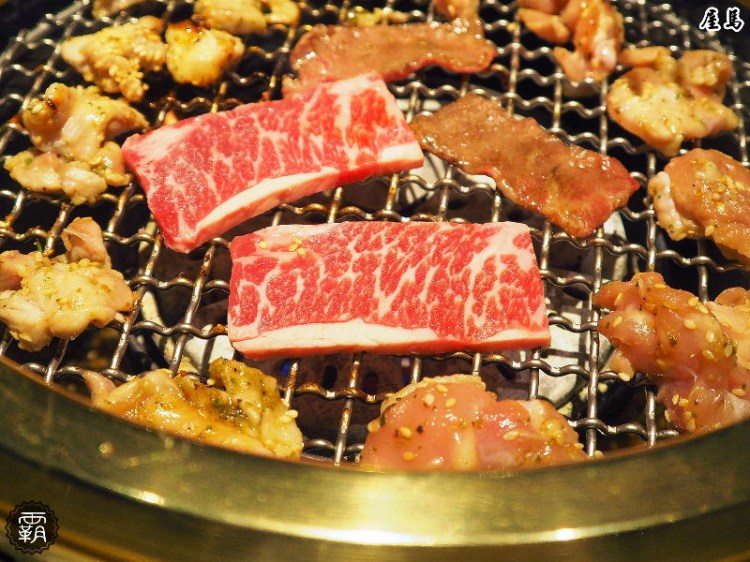 屋馬燒肉,依舊是台中燒肉界一哥,國安店用餐環境氣派又舒適!(台中燒烤/中科商圈美食/台中屋馬/台中日式燒肉)