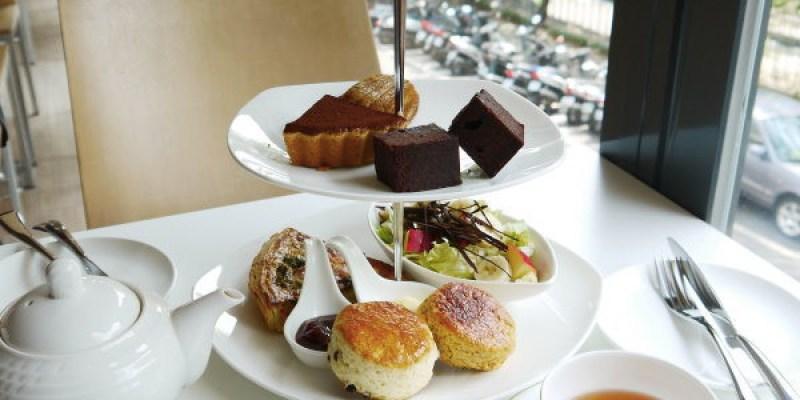 慕夏巧克力專賣店,甜入心頭的巧克力風下午茶。