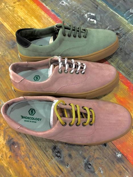 Zapato unisex ecológico