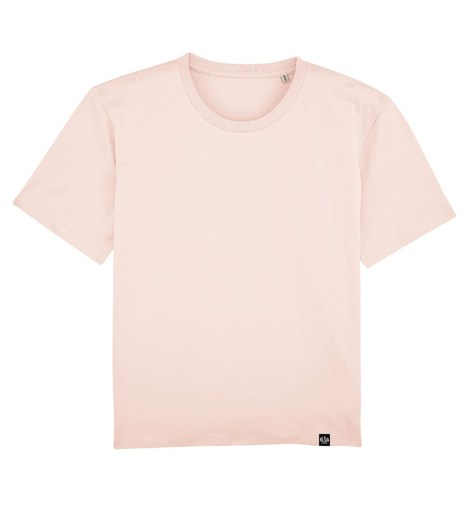 Camiseta de algodón orgánico unisex