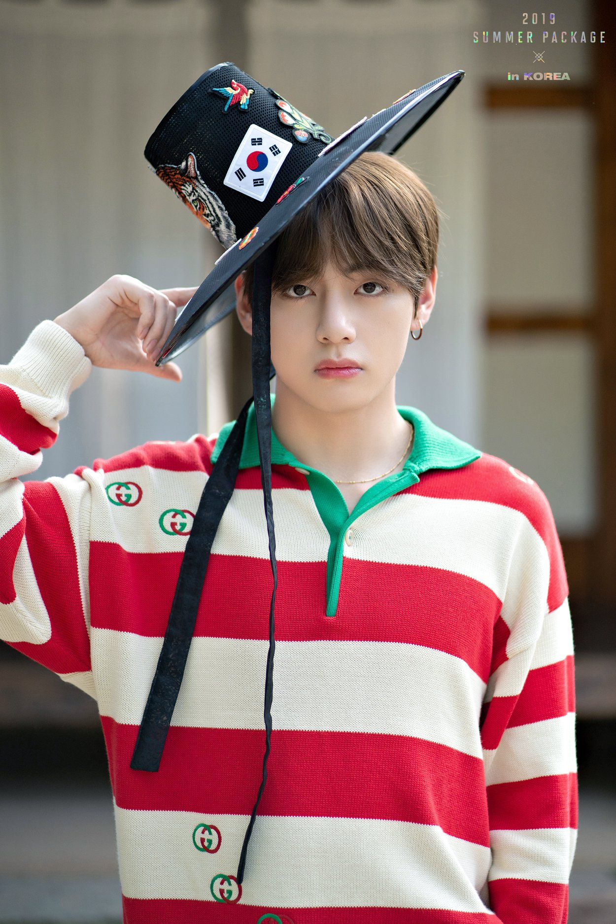 防彈少年團 BTS Summer Packages 2019 in Korea 最後的夏日寫真 分享 – 布娃娃的夢想世界