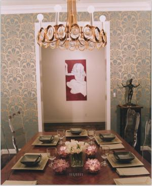 modern backdrop portrait dining background attractive indoor vinyl decor