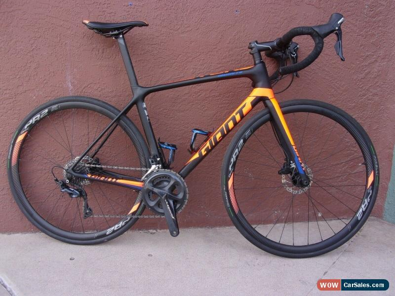 2018 Giant TCR Advanced 1 Disc-KOM. Size M for Sale in United States