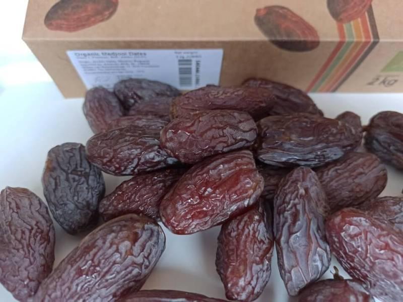 medjool bio medjool datteln jumbo premium 2kg 2