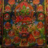 21 Tara Goddesses Plaque