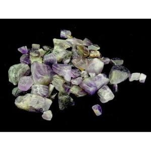 Amethyst Quartz Crystal Chips 100 Gram1