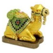 Bejeweled Sitting Camel
