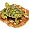 Bejeweled Wish Fulfilling Tortoise with Babies and Golden Eggs3