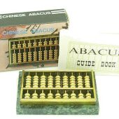 Brass Abacus (Small)1