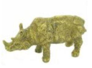 Brass Protective Rhino