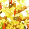Citrine Crystal With 9 Coins Wealth Inviting Money Tree5