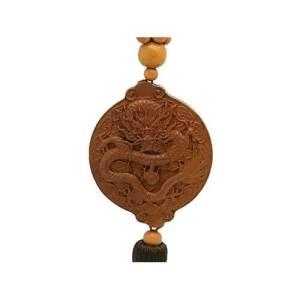 Dragon Plaque Prayer Beads Tassel1