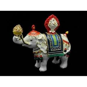 Elephant Carrying Jewel Bejeweled1