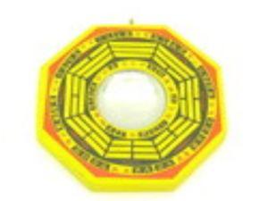 Feng Shui Concave Pakua