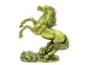 Feng Shui Rearing Horse