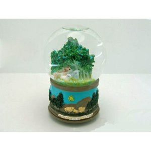 Forest of Wealth Water Globe1