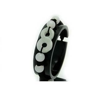 Jade Auspicious 8 Bracelet1