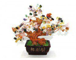 Mix Crystal Wealth Inviting Gem Tree