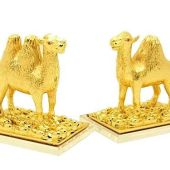 Pair of Golden Camel Cash Flow Protection