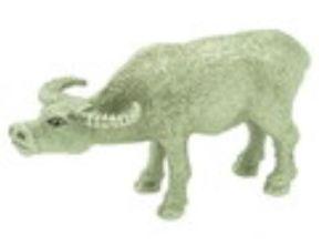 Pewter Chinese Horoscope Animal Ox