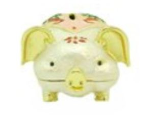 Wish-Fulfilling Fortune Piggy Bank for Prosperity