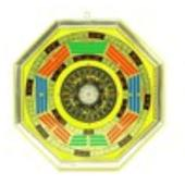 8 Inch Feng Shui Compass (Luo Pan)