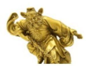 Brass Chung Kwei Demon Slayer