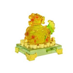 Colorful Feng Shui Pi Xiu on Treasure1