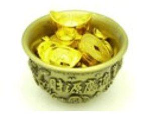 Double Dragon Wealth Bowl