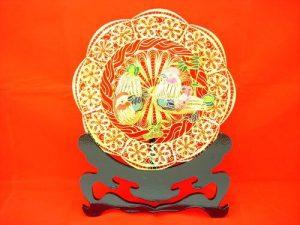 Enamel Cloisonné Mandarin Ducks for Marital Bliss1