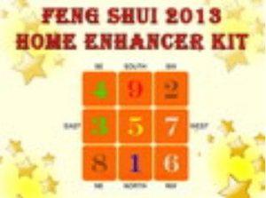 Feng Shui 2013 Home Enhancer Kit