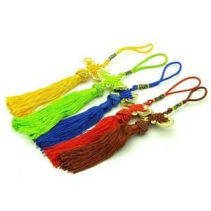 Feng Shui 5-Element Mystic Knot Tassels1