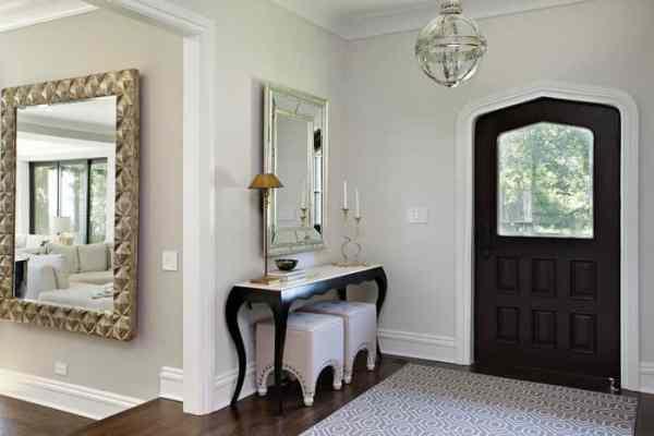 Feng Shui Mirror Facing Front Door