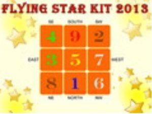 Flying Star Feng Shui Kit 2013