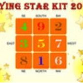 Flying Star Feng Shui Kit 2013