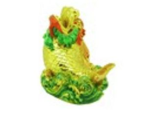 Golden Dragon Carp for Literary and Educational Success