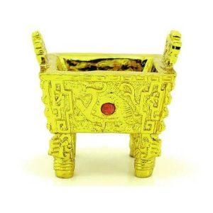 Golden Pot to Enhance Wealth Luck1