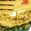 Golden Wealth Ship Filled With Treasures4