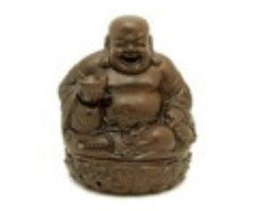 Matreiya Buddha with Ingot Incense Burner