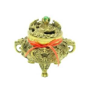Nine Dragon Incense Burner (L)1