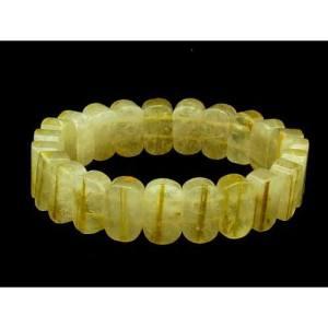 Rutilated Quartz Crystal Bracelet1