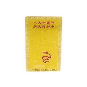 Snake Horoscope Guardian Card Talisman1