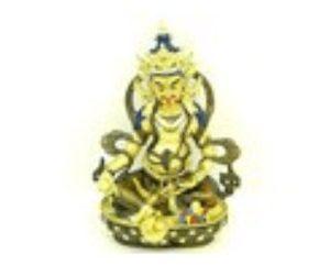 Tibetan Wealth God Jambhala